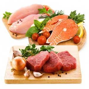 Meats / Seafood