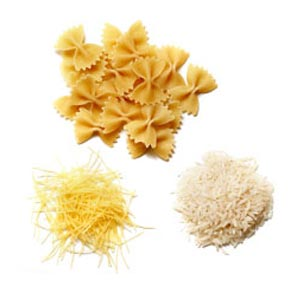 Pasta / Rice