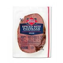 D&W Pastrami 1 lb.