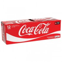 Coca-Cola 12 Pack Cans
