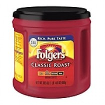 Folgers coffee 48 oz