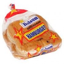 Hamburger buns 8ct