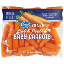 Baby carrots 1 lb bag