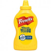 Frenchs Yellow Mustard 1oz