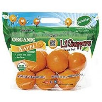 6 pack of Oranges