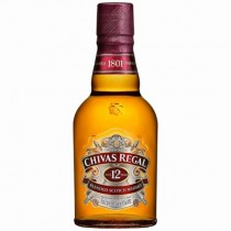 Chivas Regal Blended Scotch Whisky Aged 12 Years