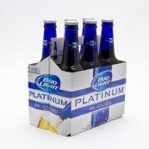 Bud light Platinum 6 pack