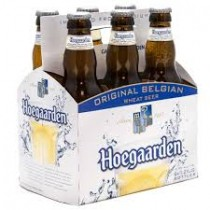 Hoegaarden 6 pack beer