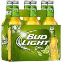 Bud light Lime 6 Pack