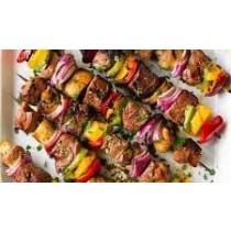 Beef Kebab Meal